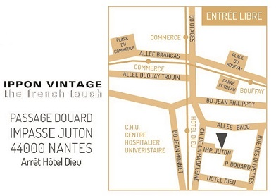 Plan Showroom Ippon Vintage