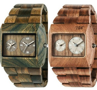 We Wood : montre Eco-Chic