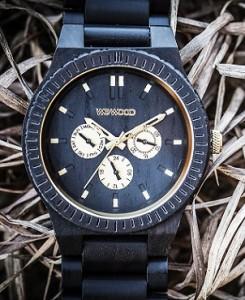 We wood : une montre achetée - un arbre planté