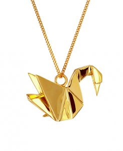 Sautoir Origami Jewellery
