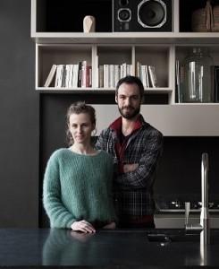 Aurélie & Antoine - fondateurs de Kopo