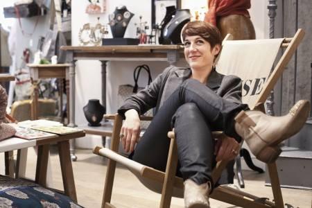 Nathalie Deniau Millon, gérante Inspirations