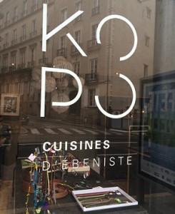 Kopo, concept store de cuisines
