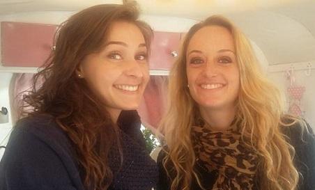 Le duo Jolie Citadine : Julie & Cynthia