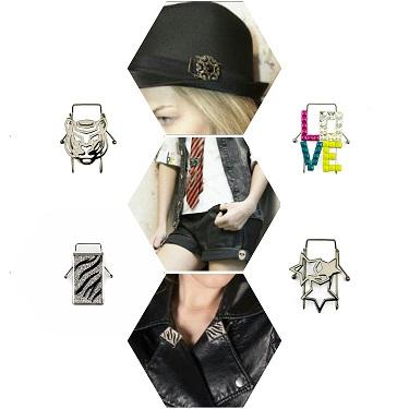 CLIPnGO, le nouvel accessoire pour personnaliser une tenue !