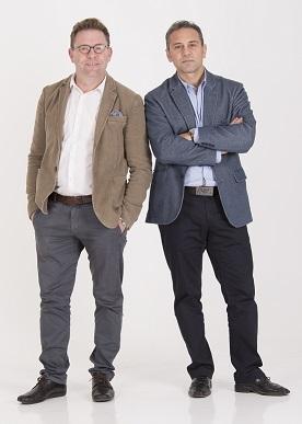 Le duo fondateur de CLIPnGO