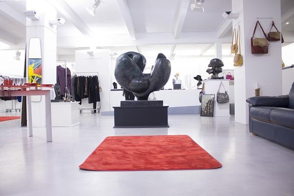 La Galerie d'art Le Garage