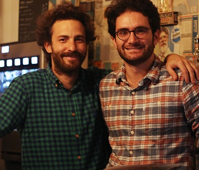 Les créateurs de Barnasol, Grégoire et Charles