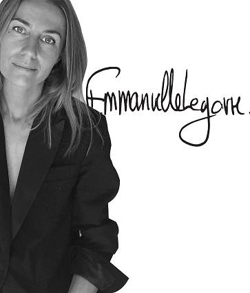 Emmanuelle Legavre, fondatrice et créatrice de Be Parisian