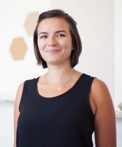 Clémence Masson, créatrice de Gisel B