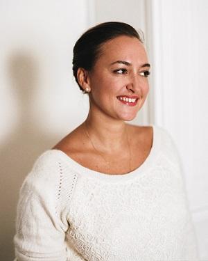 Aurore-Gwladys, la créatrice