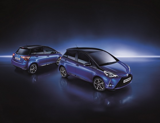 Toyota - Nouvelle Yaris