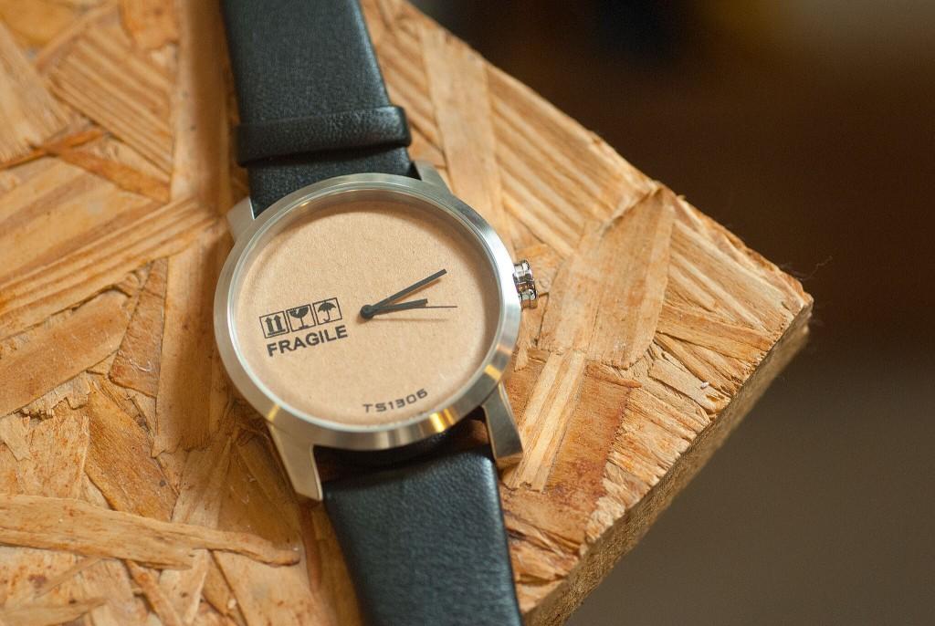 Les montres TACS - modèle Kraft