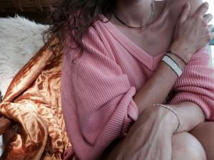 Les bijoux Delphine Lamarque