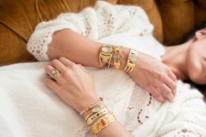 L'Atelier Plume, une épicerie de bijoux... fine ! Crédit-photo : Ronan Rocher