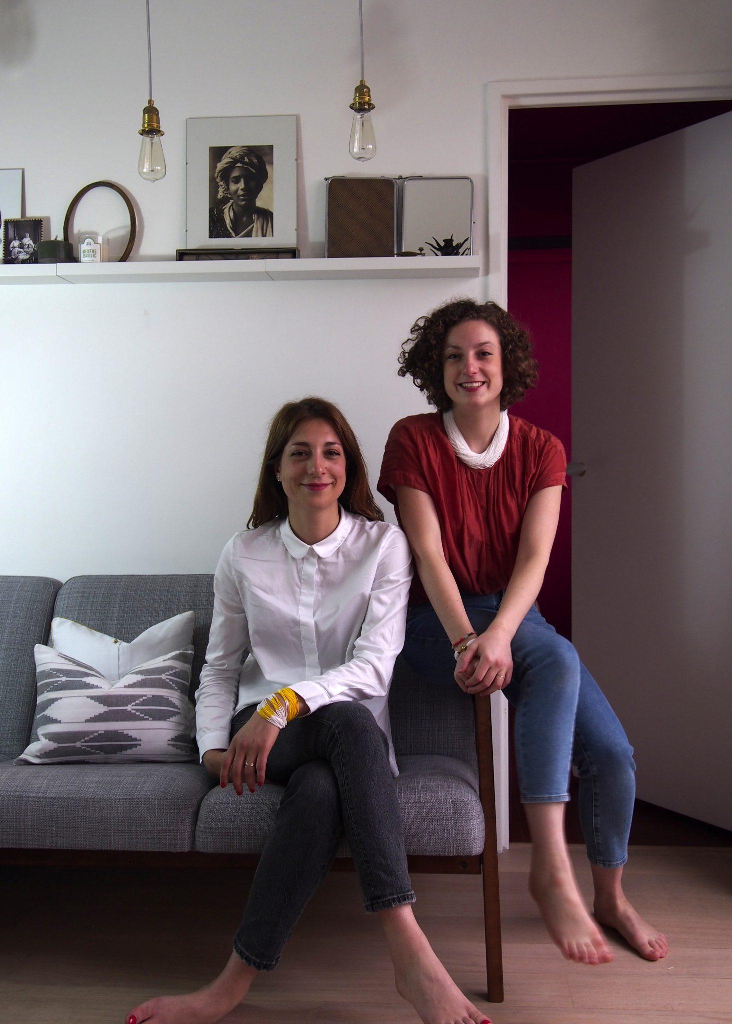 Les 2 soeurs créatrices