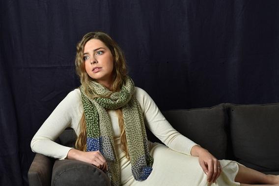 Les écharpes Natalia Franquet