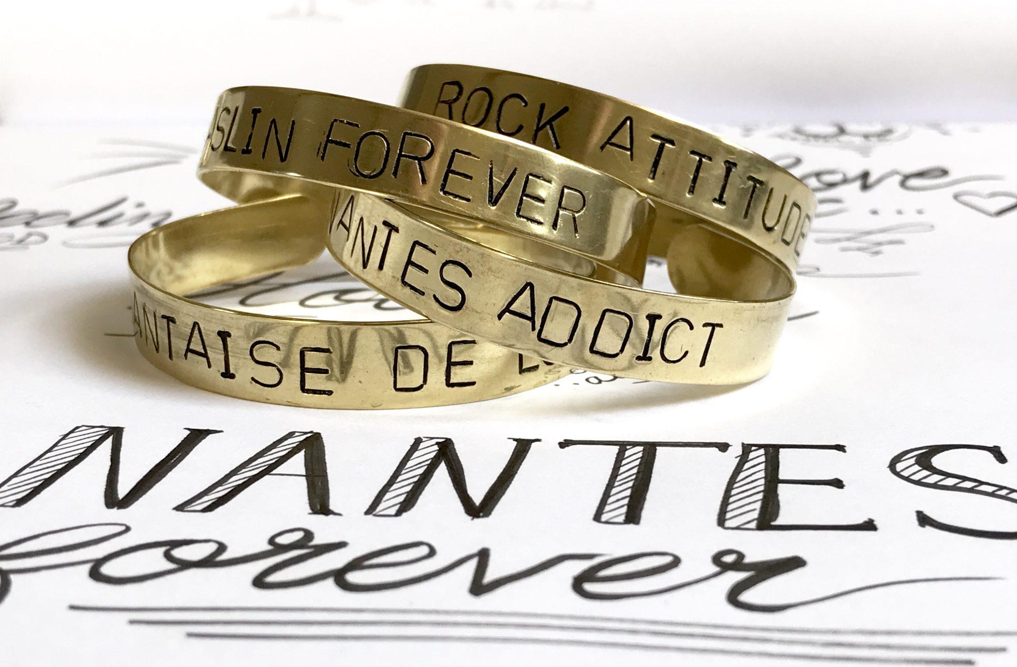 Les bracelets Jolie Factory