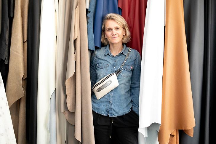 Marie Martens, la créatrice