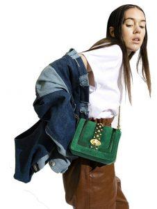 Le mini bag en cuir Sophie Cano