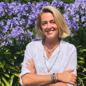 Morgane, la créatrice de la marque Tyhamo
